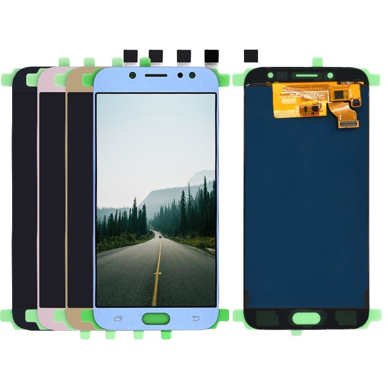 For Samsung Galaxy J7 Pro 2017 J730 SM-J730F J730FM/DS J730F/DS J730GM/DS LCD Display+Touch Screen Digitizer Assembly