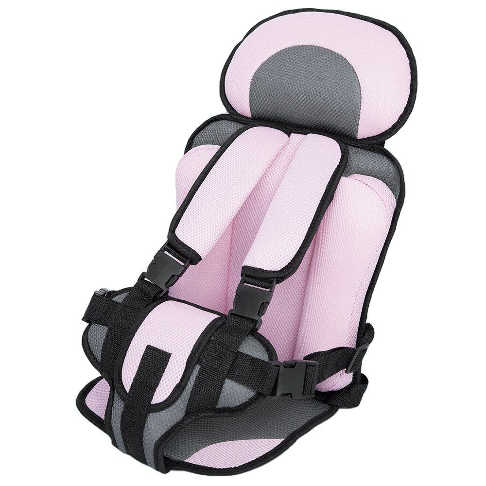 Baby Car Seat Infant Safe Seat <font><b>Portable</b></font> Baby Safety Seats Children's Chairs Updated Version Thickening Sponge Kids Car Seat