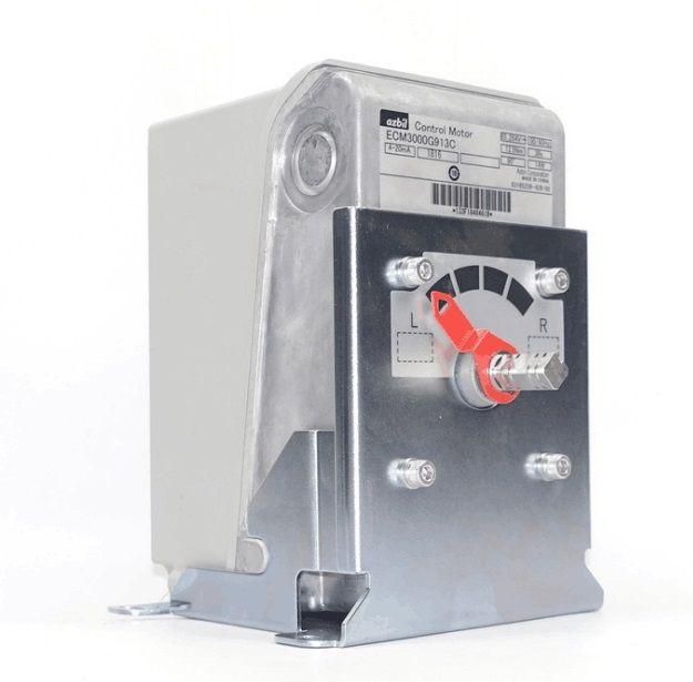 ECM3000G913C AZBIL Yamatake Control motor Damper actuators For burner New