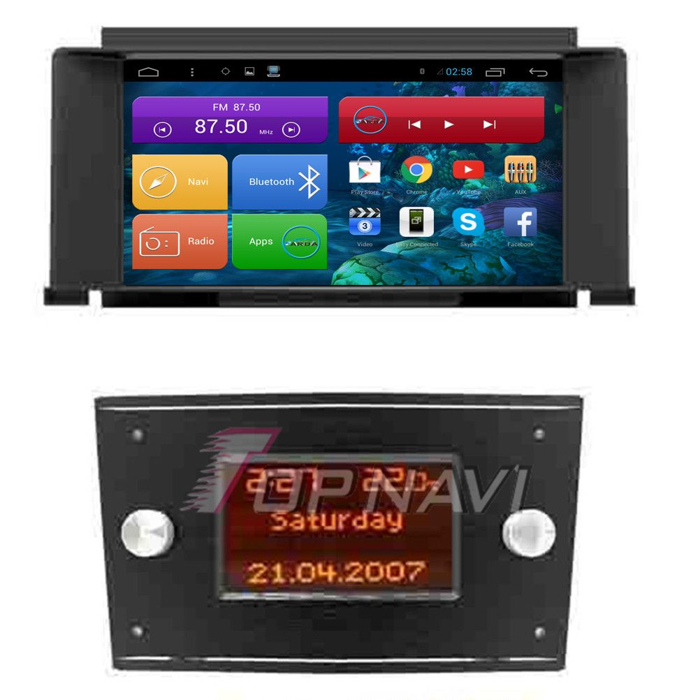 Car GPS Navigation 8'' Quad Core Android 6.0 OS for Opel Astra H Topnavi Auto Head Unit Radio Multimedia Audio Stereo NO DVD