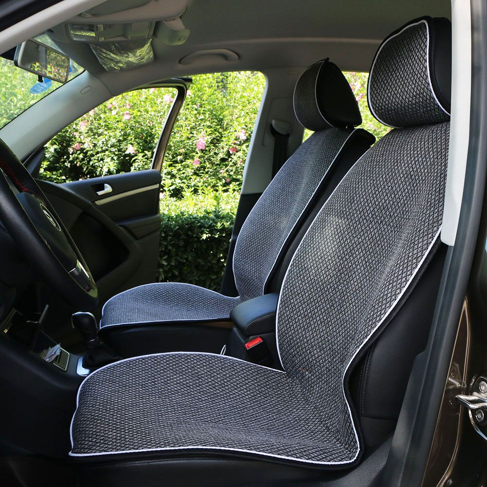 Car Seat Cover Microfiber Auto Seat Protector Quick-Dry / O SHI CAR seat cushion Secure Non-Slip Odor Free Universal