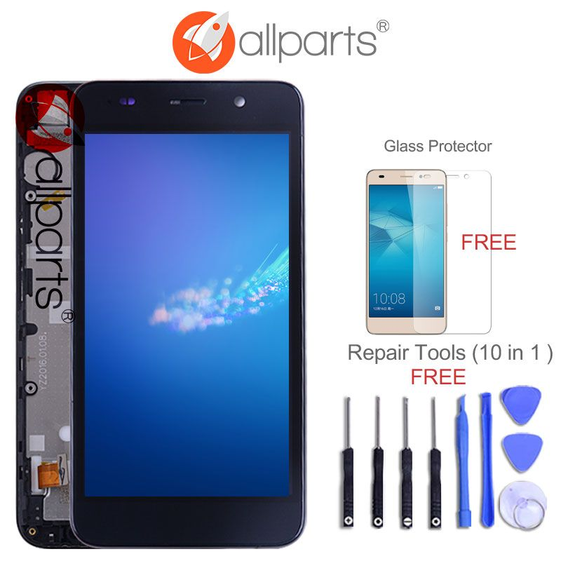 LCD Screen For HUAWEI Y6 LCD Honor 4A Display Touch Screen Digitizer Assembly SCL-L01 SCL-L21 For HUAWEI Honor 4A LCD