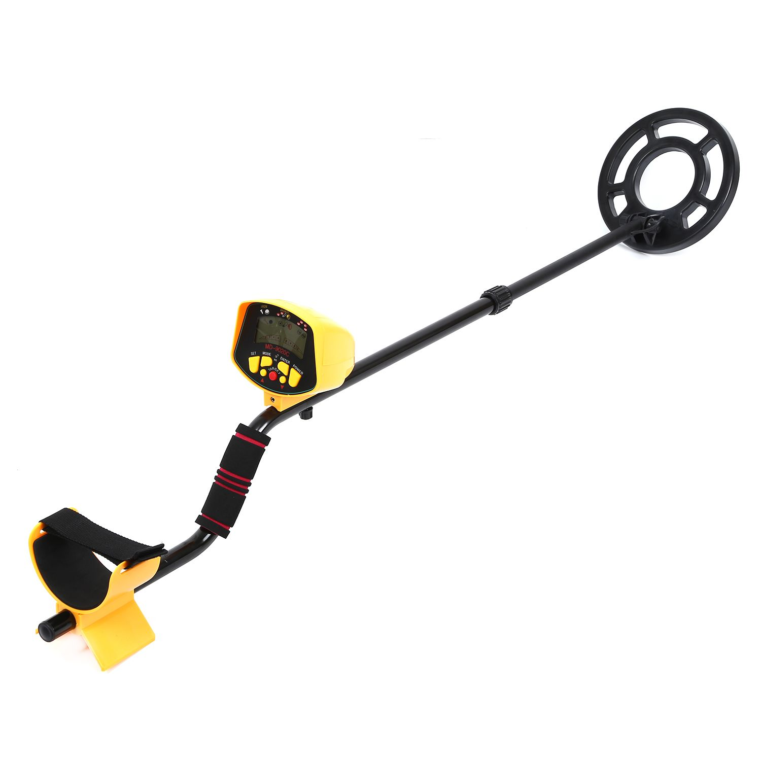 Professional Underground Metal Detector MD9020C metal-detector High Sensitivity LCD Display Treasure Gold Hunter Finder Scanner