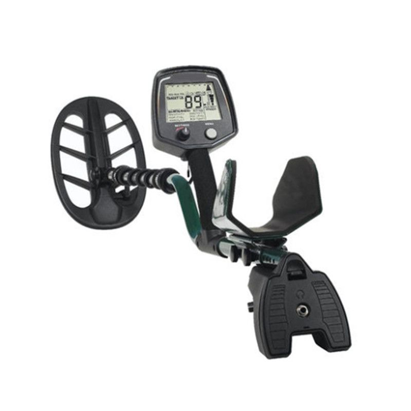 Free Shipping Professional Metal Detector Underground Metal Detector Gold High Sensitivity and LCD Display Gold Finder