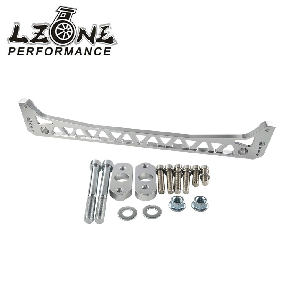 Lzone Racing-Новые sub кадр Brace для FUNCTION7 сзади галстук подрамник BRACE для CIVIC 96-00 F7 EK JR1003F