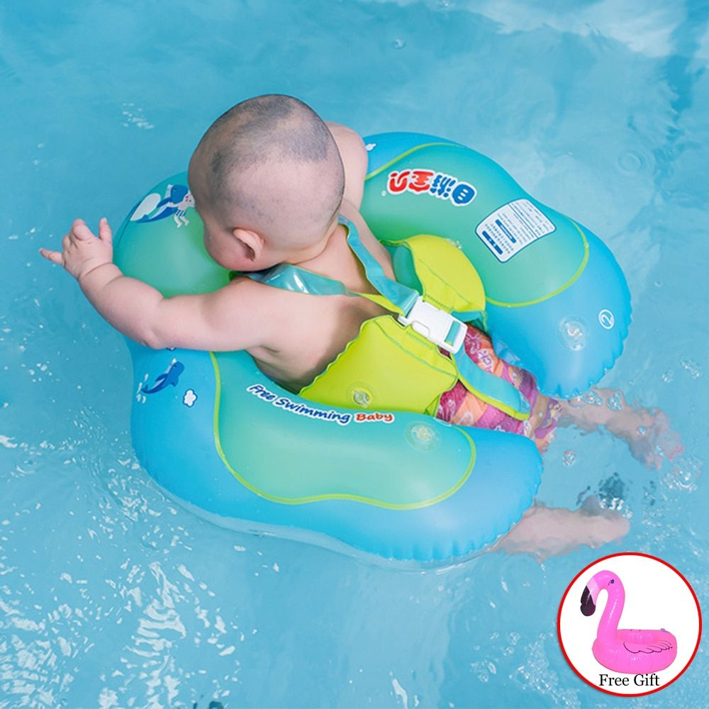 Baby Swimming Ring Circle For Swimming For Newborns Swiming Pool Inflatable Circel For Bathing Newborns A Swimming Wheel