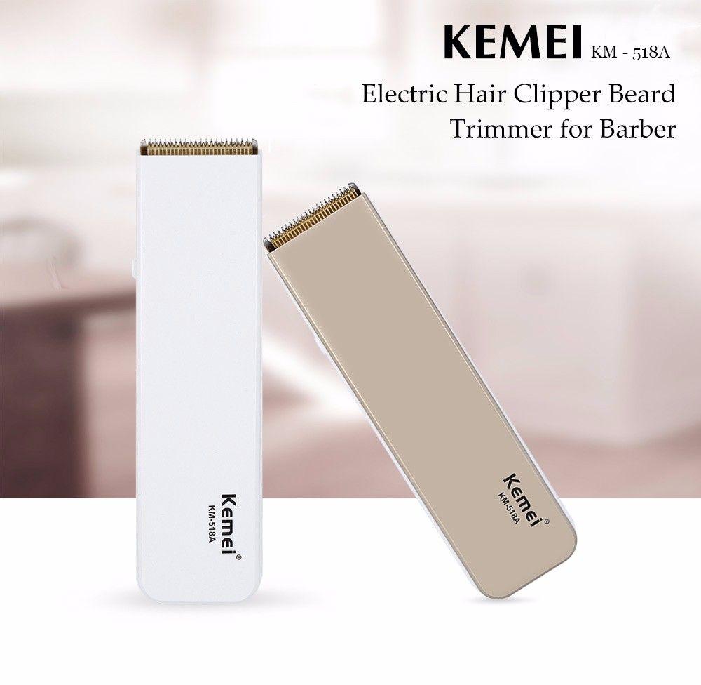 Kemei km-518a professionelle elektrische haarschneidemaschine bartschneider friseur werkzeug haar schneidemaschine