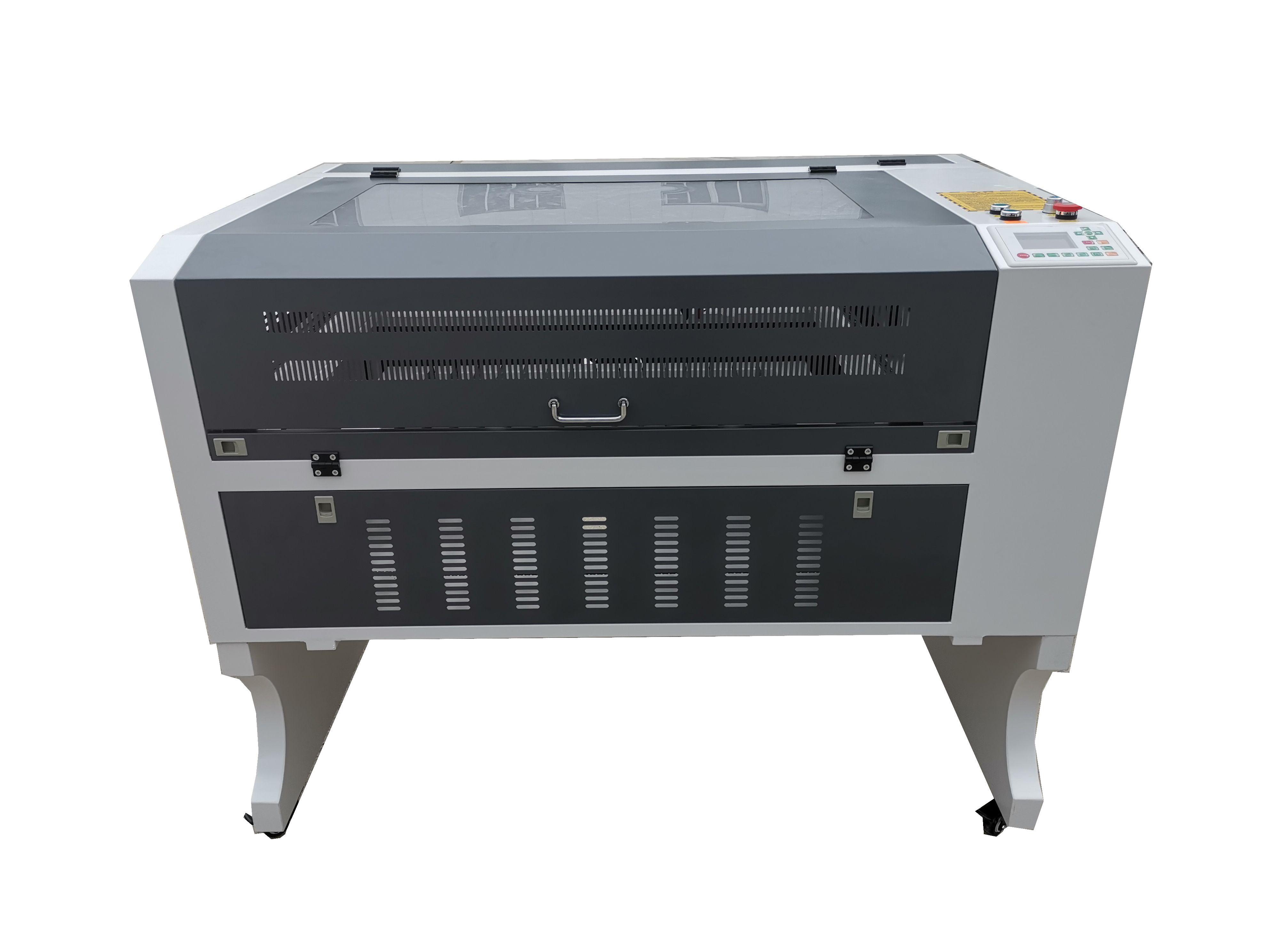 Laser stecher 1060 130w ruida system laser gravur cutter maschine