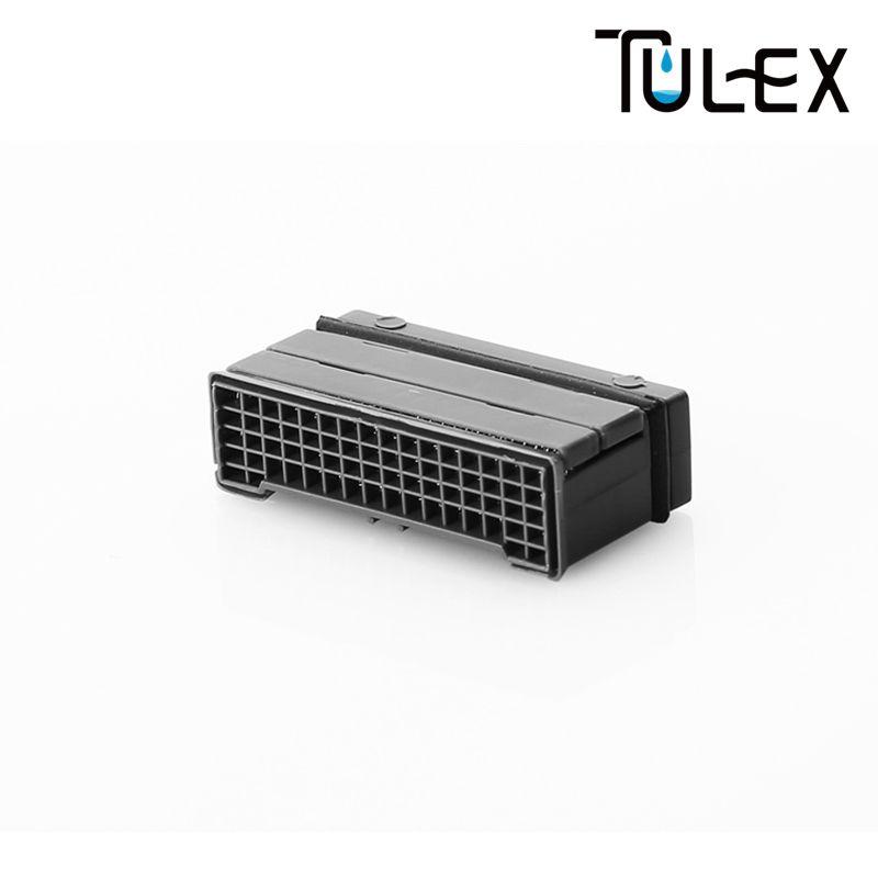 TULX Robinet Aérateur Carré Rectangle Core Partie Bec Barboteur Filtre Accessoires pour Salle De Bains Du Robinet Filtre de Fixation Grue