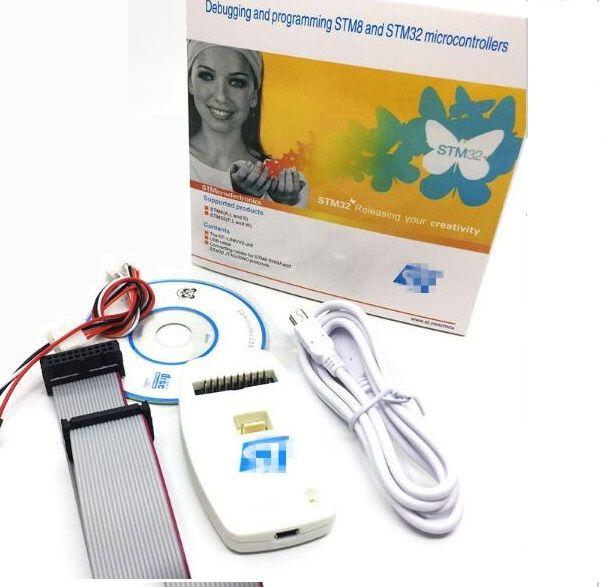 1 pièces nouveau ST-LINK/V2 ST-LINK V2 (CN) ST LINK STLINK émulateur gestionnaire de téléchargement STM8 STM32 dispositif artificiel pour arduino