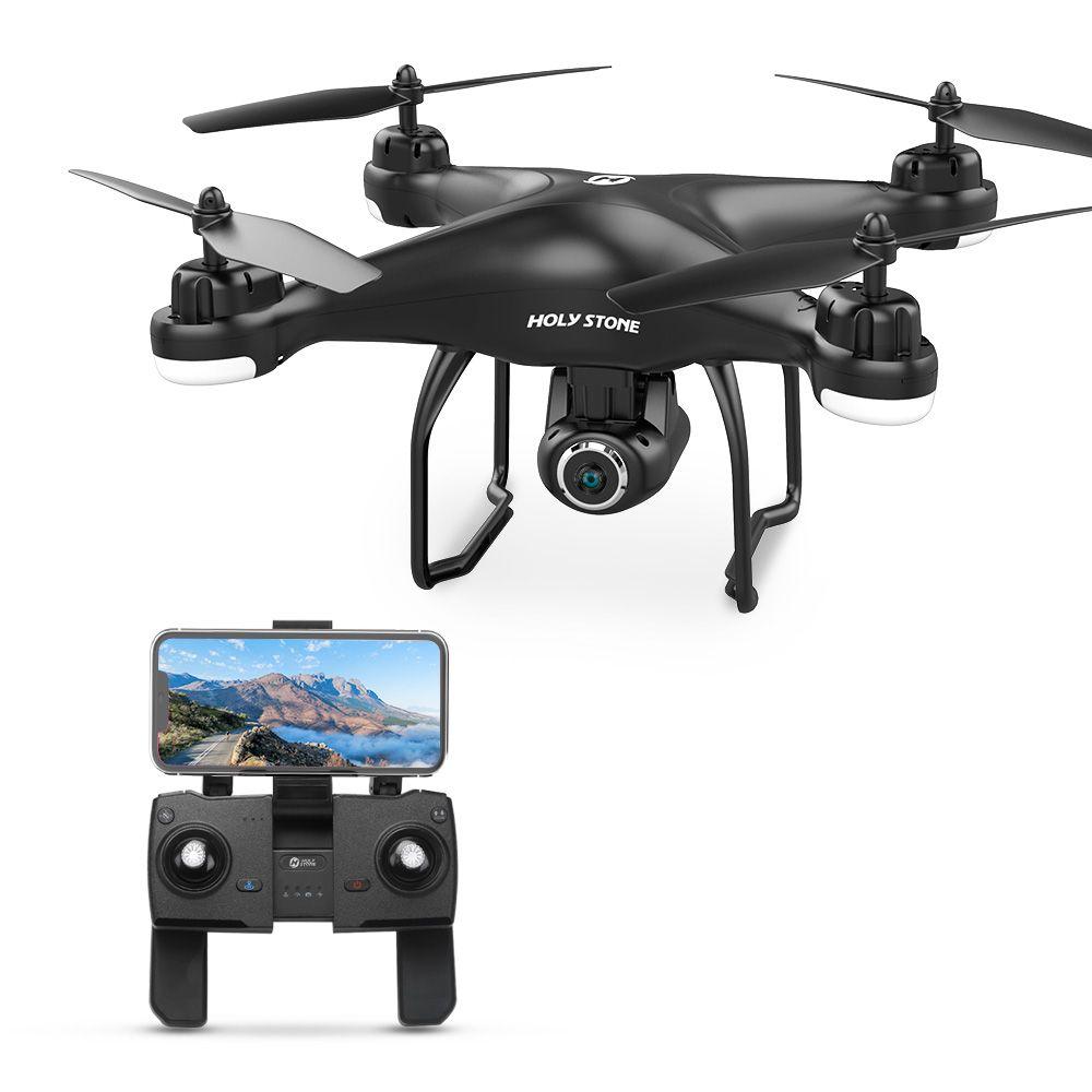 Heiligen Stein HS120D GPS Drone mit FPV 1080 p HD Kamera Weitwinkel Stimme Aufnahme Tapfly Lange Palette mit Folgen mich RC Quadcopter