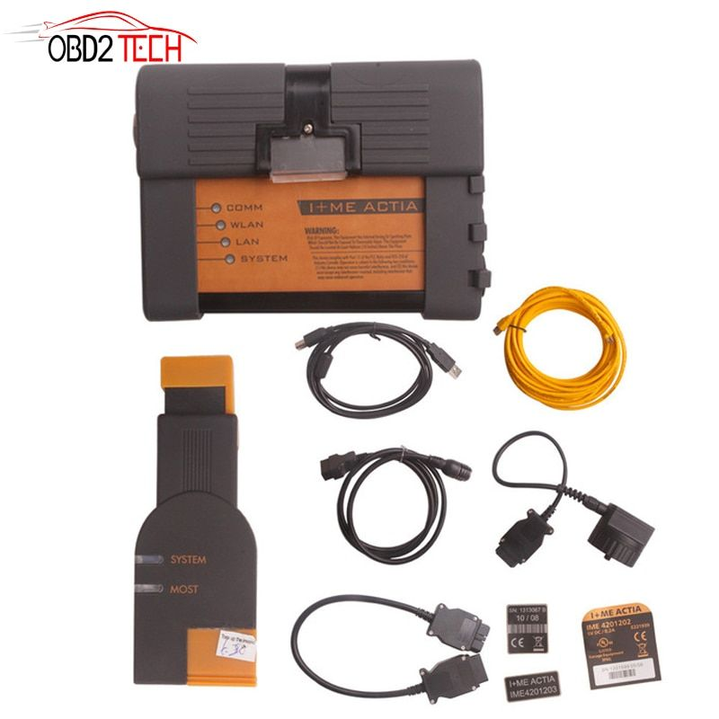 For BMW ICOM A2+B+C For BMW Diagnostic & Programming Tool with Multi-language and v2018.3 software HDD