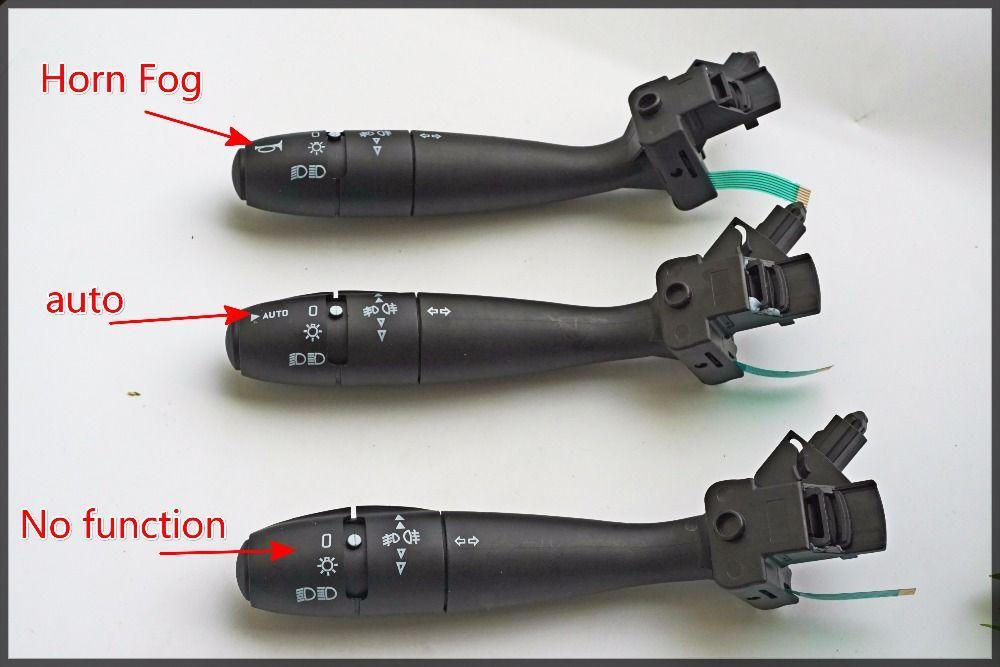Livraison gratuite pour Peugeot 307 301 308 3008 206 207 405 407 408 807 RCZ indicateur clignotant interrupteur colonne de direction gestionnaire