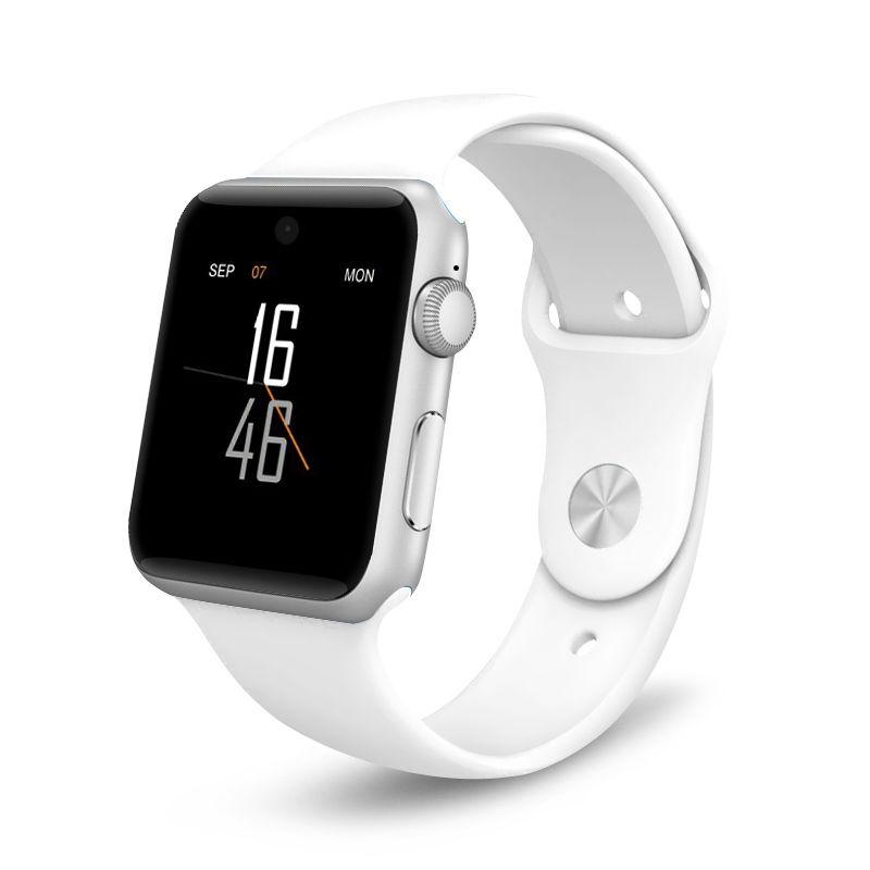 Zaoyiexport Relogio Bluetooth Smart часы dm09 Поддержка sim-карты цифровой SmartWatch для IOS Android Xiaomi Huawei PK dz09 gt08