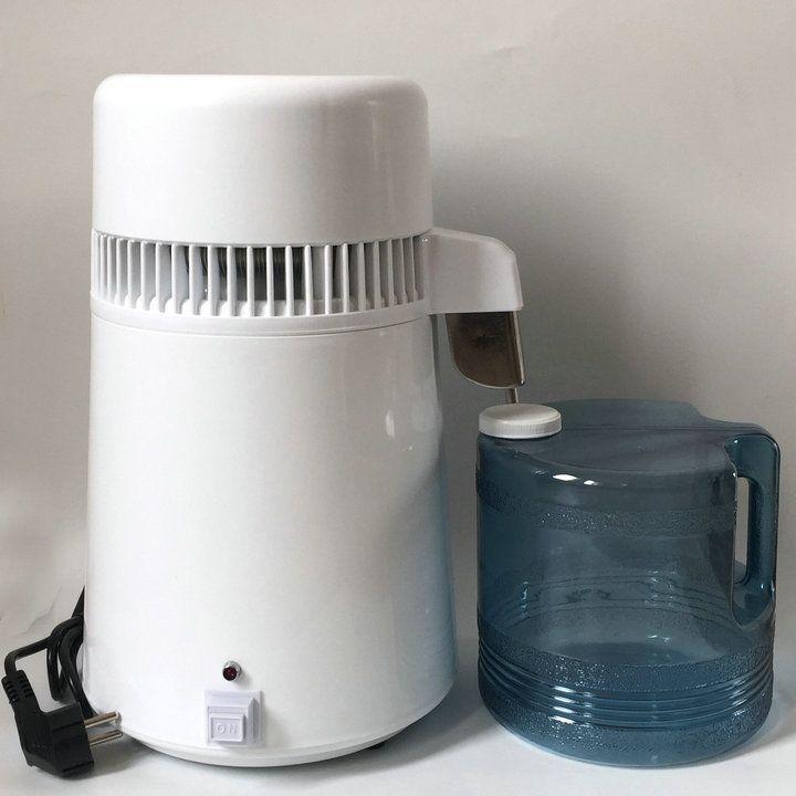 Seal Ring + Stainless Steel Water Distiller Machine Water Purifier 4L/ household water distiller beer moonshine distiller