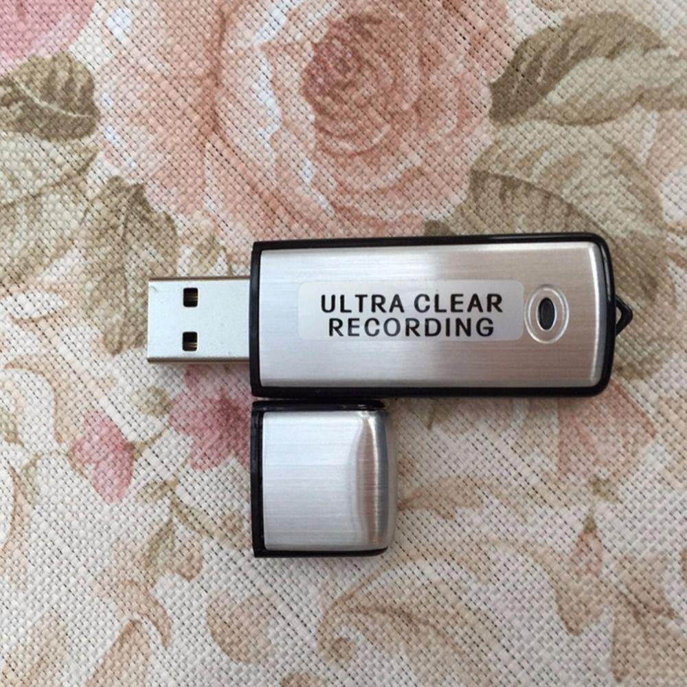 Mini Audio Voice Recorder Original 8/16g Stift Digital USB Aufladbare Ultra Clear Aufnahme Diktiergerät USB-Stick für Erfüllen