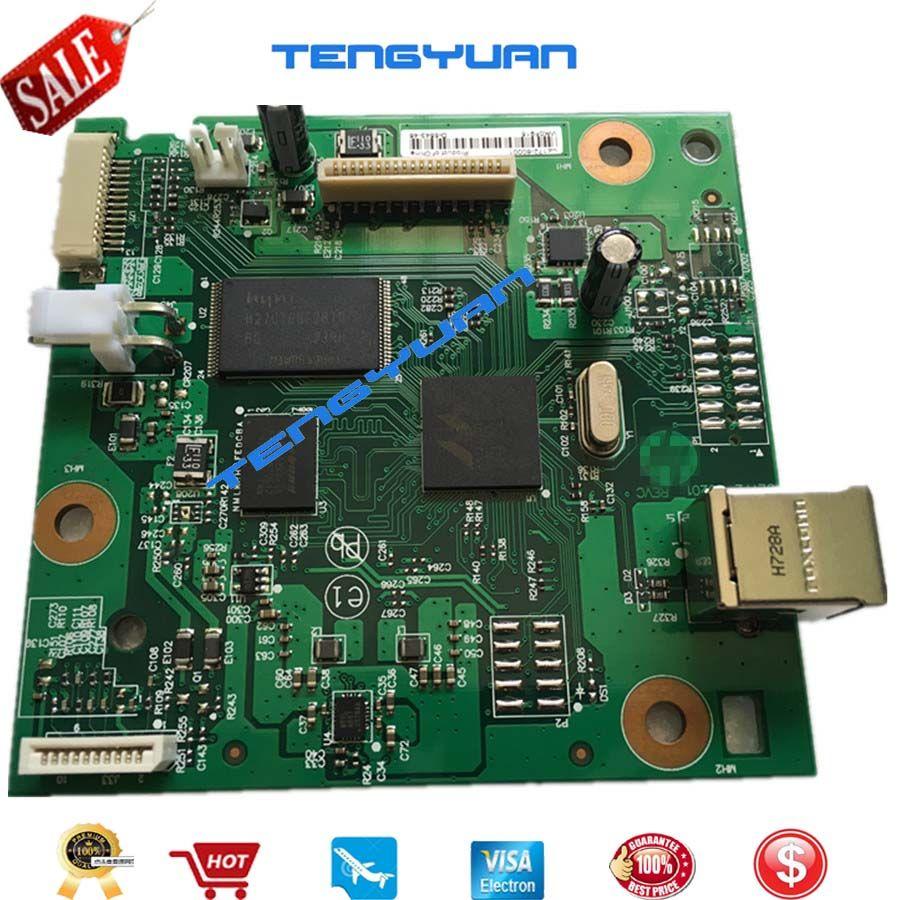 95% new Original LaserJet CZ172-60001 Formatter Board For HP LaserJet Pro M126a M126 M125A M125 126 125 Mainboard On Sale