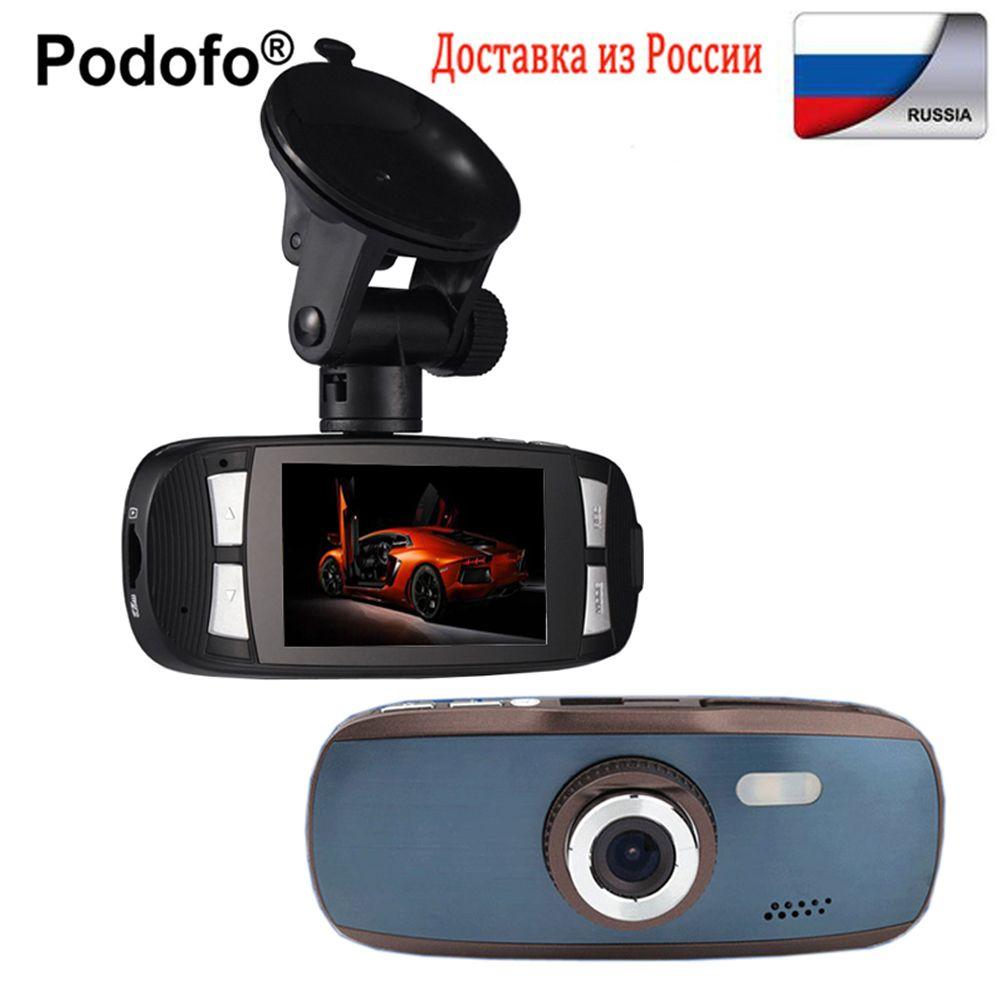 Podofo Car DVR Original Dash Cam Novatek 96650 2.7