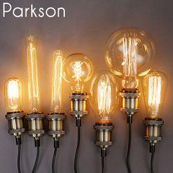 Edison Ampoule E27 220 V 40 W Rétro Lampe lampada ampoule vintage ampoule edison lampe À Incandescence Lampe Pour décor filament lumière ampoule