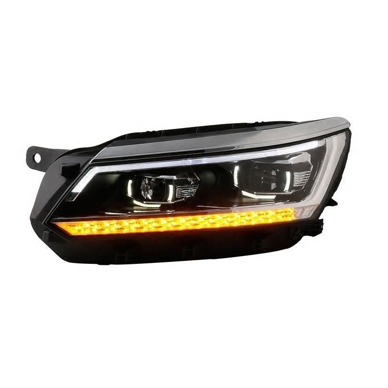 Automobiles Assessoires Luces Para Auto Drl Led Lamp Daytime Running Lights Car Lighting Headlights For Volkswagen Passat
