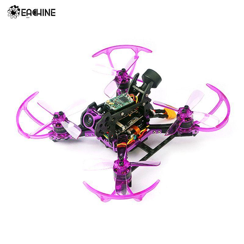 Eachine Lizard105S FPV Racing Drone BNF F4SD 28A Blheli_S ESC 720 p DVR 5,8g 25/200 mw VTX 4 s VS Wizard X220S