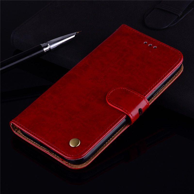 Leather Case For Xiaomi Redmi 6A 6 7 5 Plus Note 7 4 4X 4A 3 S Mi 6 A1 5X A2 Lite F1 S2 Note 5A 6 5 Pro Go Redmi 7A Phone Cases