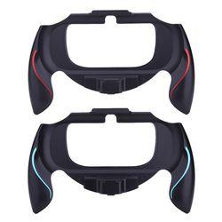 Plastic Grip Handle Holder Case Anti-skid and comfortable handhold Bracket for Sony PSV PS Vita 1000