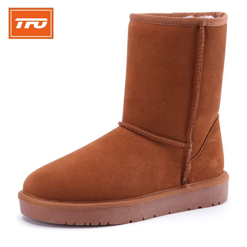 TFO женщин Треккинговые ботинки Сапоги и ботинки для девочек зимние ботинки тепловые потепление кемпинг восхождение Спортивная обувь дышащ...