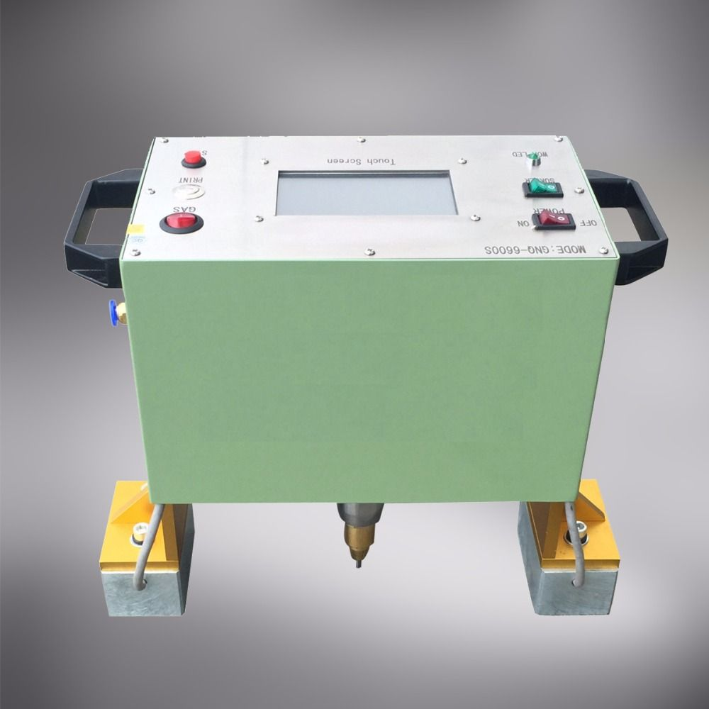 China High-end Portable Dot Peen Marking Machine,hand held metal engraving machine,also completely portable for vin marking
