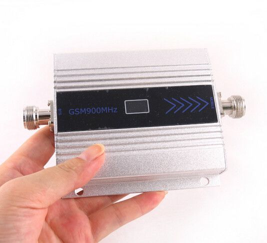 Hot 2G 900MHz 900 mhz GSM Mobile Phone Cell Phone signal Booster Repeater gain 60dbi LCD display for house office
