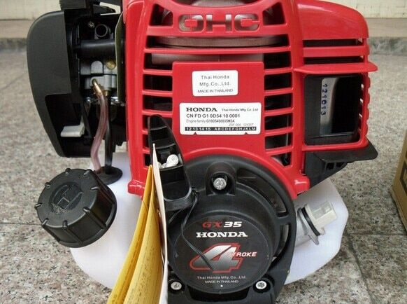 GX35 Mini 4 <font><b>Stroke</b></font> Engine 1.3 HP 7,000 rpm engine for brush cutter GX35 engine 35.8cc CE