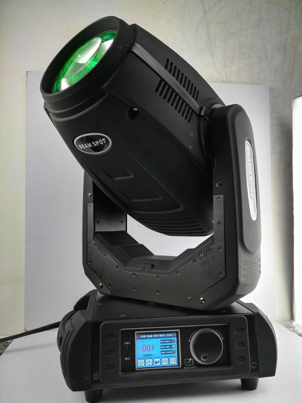 Robe pointe dj beleuchtung 280 W 10R sharpy 3d wirkung strahl moving head waschen spot licht für hochzeit dekoration 280 lampe dmx disco bar