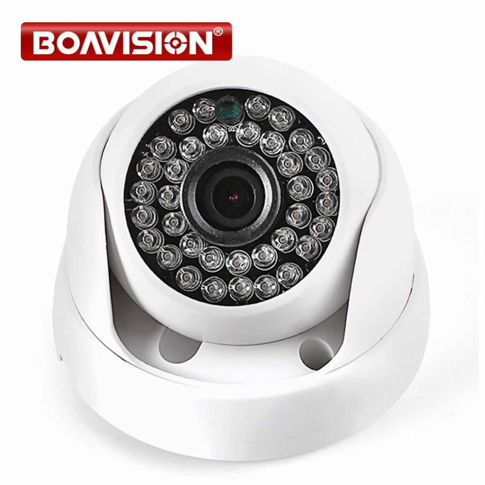 HD IP Camera 720P 1080P <font><b>Indoor</b></font> Dome Cam IR Lens 3.6mm 2MP IP CCTV Security Camera Network Onvif P2P Android iPhone XMEye View