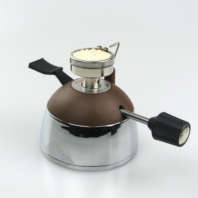 Новый Нержавеющаясталь Кофе сифон газовая плита на открытом воздухе Кофе Maker плита для Кофе горшок/Сифон горшок использовать
