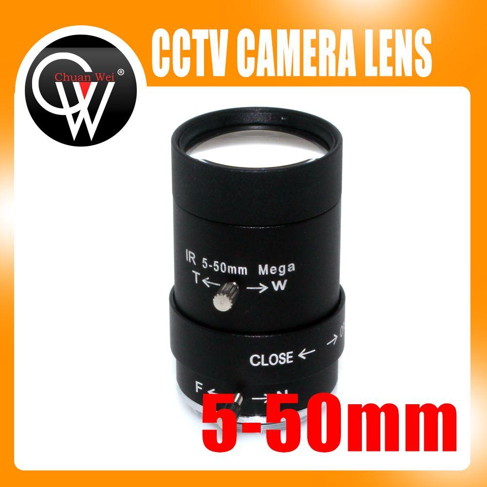 MP HD 5-50mm CS OBJEKTIV 1/3