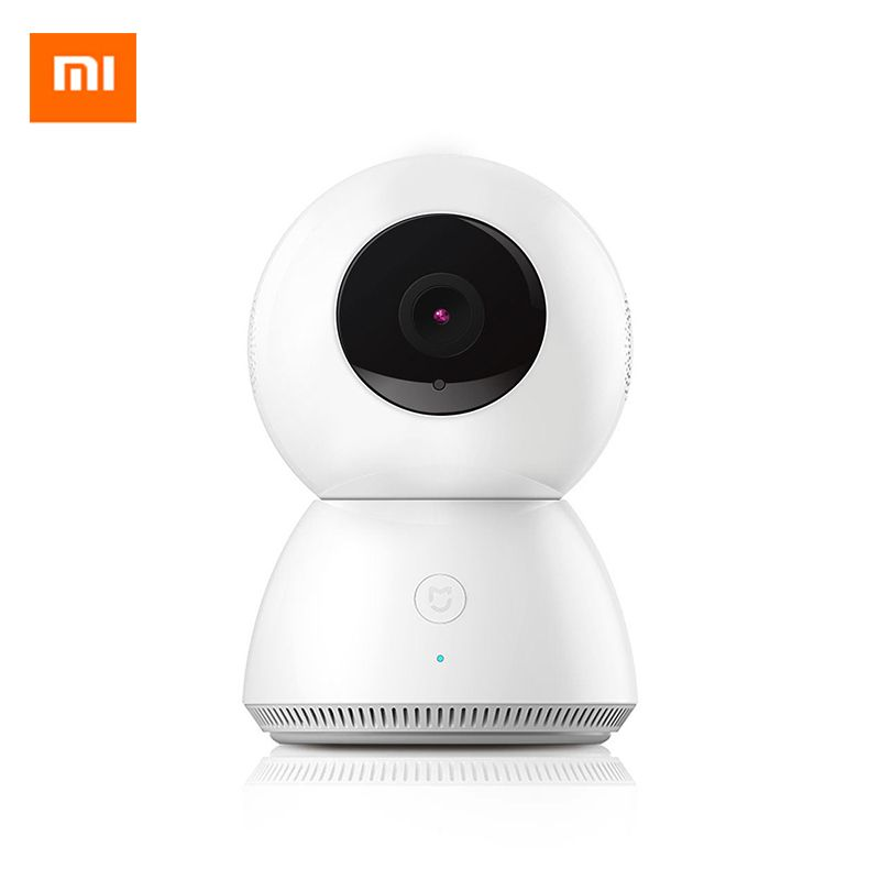 Original Xiaomi Mijia Smart Camera Night Vision Webcam IP Camera Camcorder 360 Angle Panoramic WIFI Wireless 1080P Magic Zoom 4