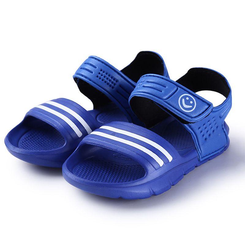 Neue sommer kinder 2016 sandalen rutschfeste verschleißfesten kleiner junge lässig sandalen mädchen jungen schuhe kind sommer sandalen