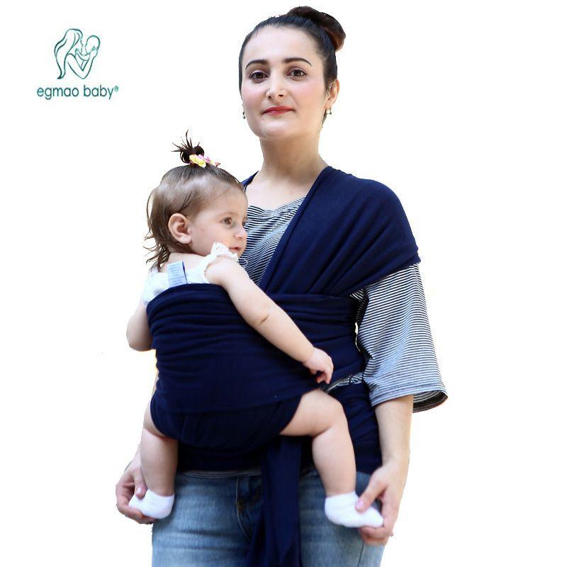 2018 г. Лидер продаж Удобные Детские Обёрточная бумага натуральный хлопок Hipseat Детские слинг рюкзак мешок для послеродовой новорожденных рож...