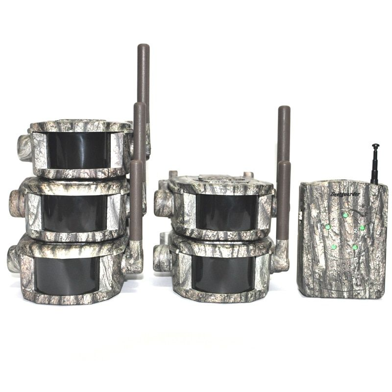 300M Range Wildlife Motion Alarm Bestguarder SY007Plus Hunting Game Alarm Deer Detector Alarm Hunting Product Wild Animal Trap