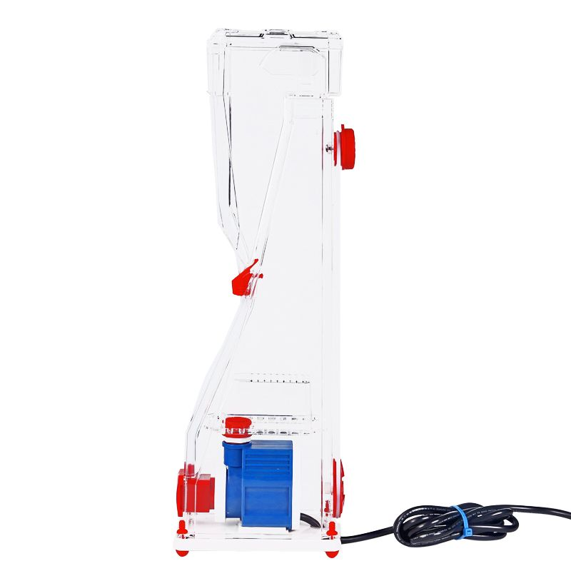 Neue Blase Magus Z6 13 watt stumm eingebaute protein separator meerwasser tank filter nadel pinsel pumpe geeignet für 300-500L wasser körper