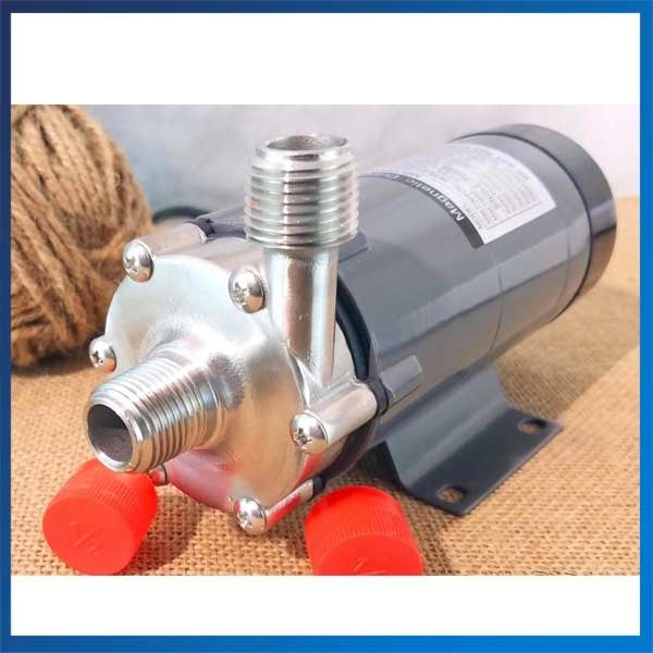MP-15RM High Temperature Homebrew Stainless Steel Magnetic Drive Pump