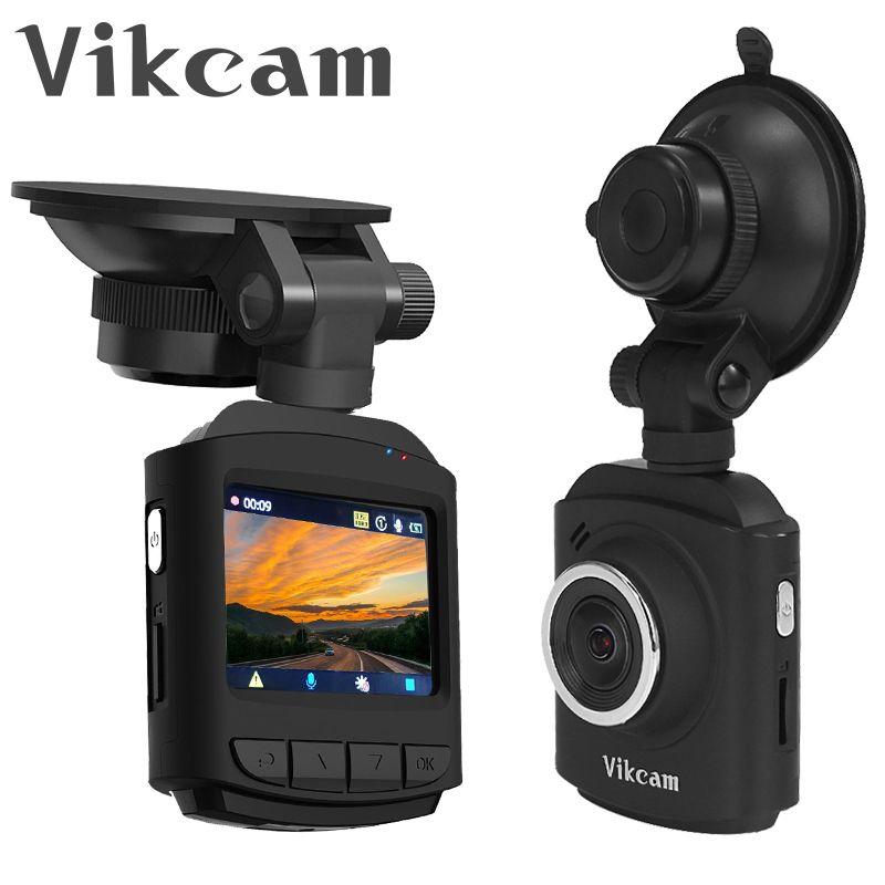 Ambarella A12 Smart Car DVR Vikcam DR60 Dash Camera 177 Degree Wide Angle 2.0 TFT LCD Screen G-Sensor Motion Detection Dashcam