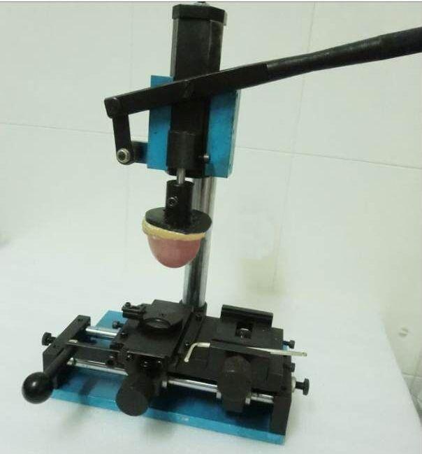 cheap price manual watch dial pad printing machine