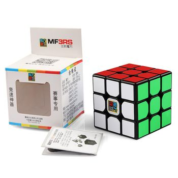 D-FantiX Moyu MF3RS Puzzle Cube Cubing Classroom MofangJiaoshi 3x3x3 Professional Game Twist Speed Cube Educational Toy