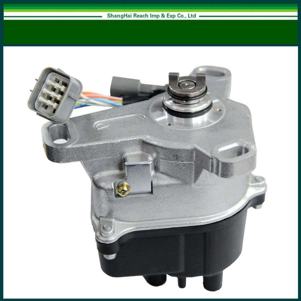e2c Ignition Distributor For Honda Prelude JDM H22A VTEC DOHC OBD1 2.2L OE#: TD-60U/TD60/ 30100-P13-006 / TD60U