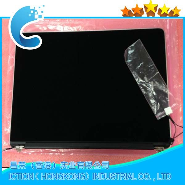 Original New for Apple MacBook Pro 15.4'' Retina A1398 LCD Display Full Assembly Replacement Late 2013 Mid 2014 Year