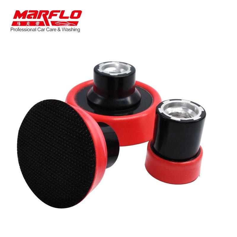 MARFLO plaque support éponge polissage voiture lavage et soins outils M14 1.2 2 3 3 taille dans un emballage
