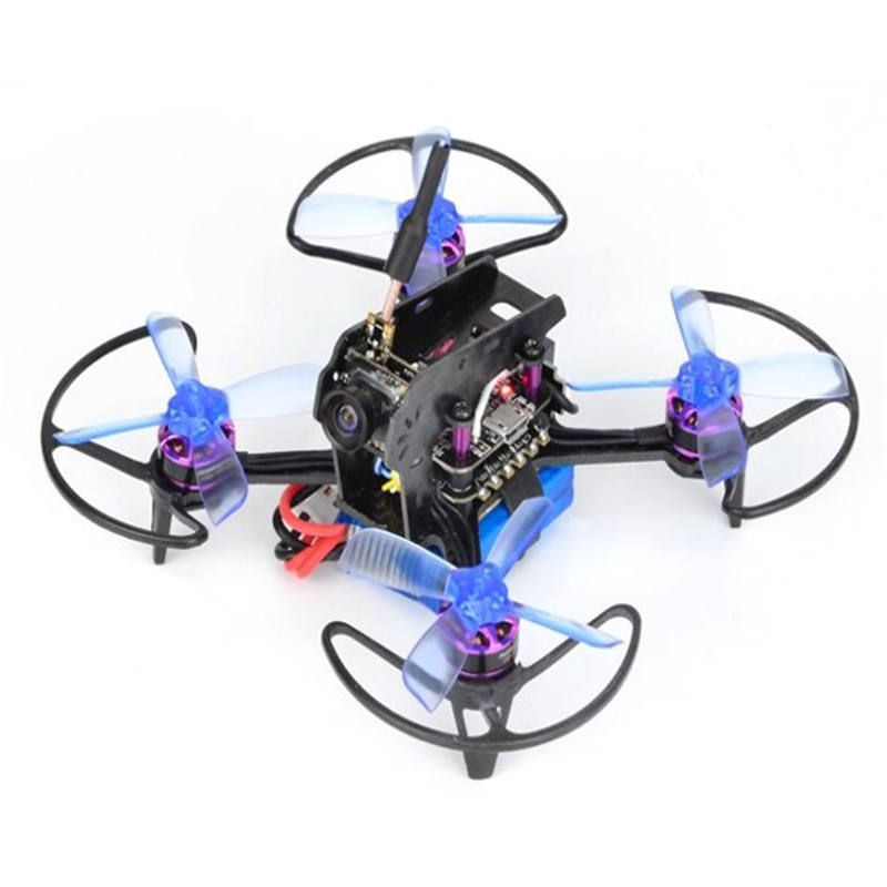 Awesome Q95 95mm FPV Racing Drone With F3 10A Blheli_S 1103-7500KV Motor 5.8G 48CH 25mW 600TVL RC Quadcopter PNP For Kids