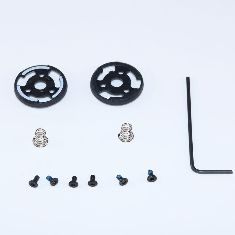 1 para MAVIC pro zubehör Propeller Klinge Basis + Schraube + frühling für RC DJI MAVIC PRO Kamera Drone zubehör