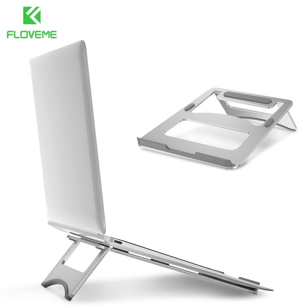 FLOVEME Universal Aluminium-legierung Tablet Halter Für iPad Pro 12,9 Metall Unterstützung Für Macbook Pro Laptop Ständer Halter Zubehör